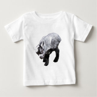 Minature Goat Scratching T Shirt