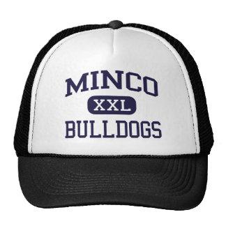 Minco - Bulldogs - High School - Minco Oklahoma Trucker Hat