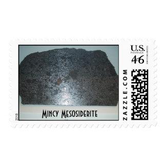 Mincy Mesosiderite .41 cent stamp