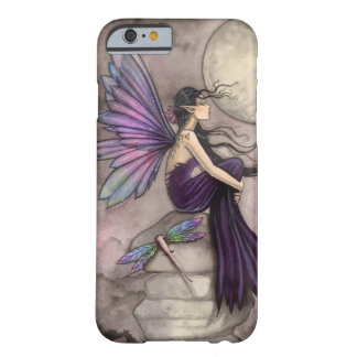 Mind Adrift Fairy and Dragonfly Fantasy Art iPhone 6 Case