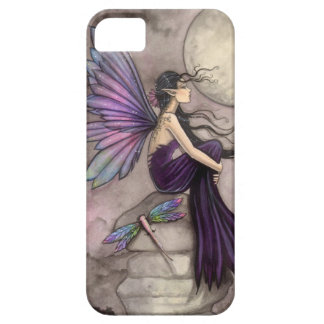 Mind Adrift Fairy and Dragonfly Fantasy Art iPhone SE/5/5s Case