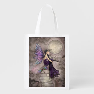 Mind Adrift Fairy Fantasy Art Market Totes