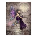 Mind Adrift Fantasy Fairy Art Postcard