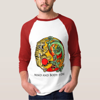 Mind and Body is One T-Shirt