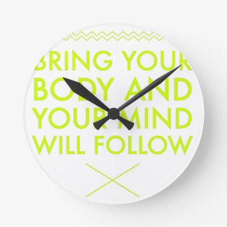 Mind Body Fellowship AA Meeting Recovery Round Clock