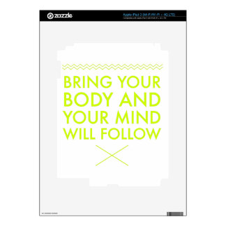 Mind Body Fellowship AA Meeting Recovery Skins For iPad 3