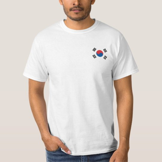 Mind Body Seoul on White T-Shirt