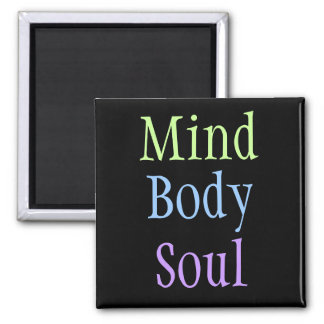 Mind Body Soul Magnets