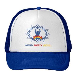 Mind-Body-Soul Trucker Hat