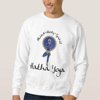 Mind Body Spirit Hatha Yoga T-Shirt