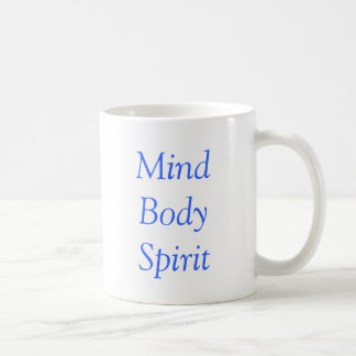 Mind Body Spirit Mug