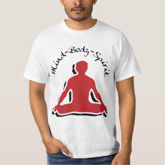 Mind Body Spirit Yoga T-Shirt