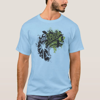 Mind Body Surf Wave T-Shirt