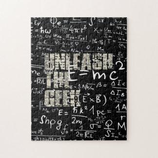 Mind-boggling Unleash the Geek Puzzle