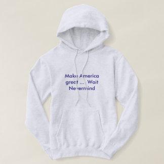 Mind change hoodie