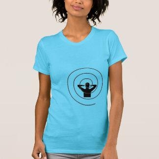 Mind Control - Black Tee Shirt