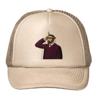 Mind Control Contraption Steampunk Hat