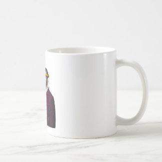 Mind Control Contraption Steampunk Classic White Coffee Mug