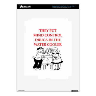 mind control decals for iPad 3