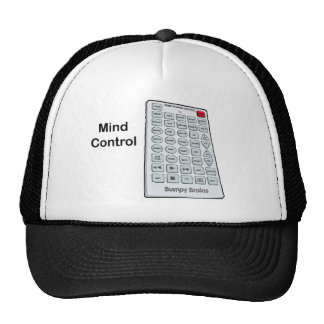 Mind Control Mesh Hat