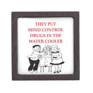 mind control jewelry box