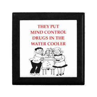 mind control keepsake box