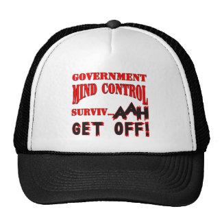 Mind Control Survivor Trucker Hat