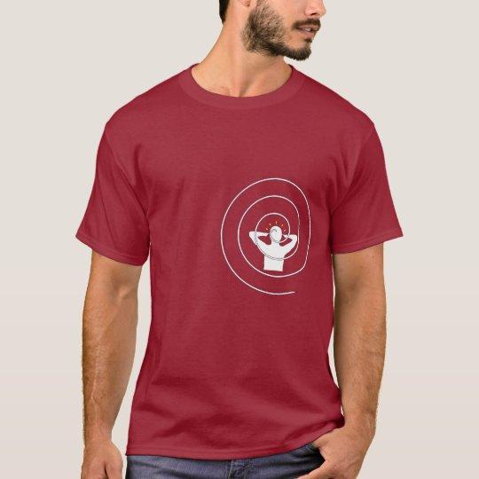 Mind Control - White T-Shirt
