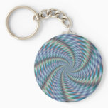 Mind Destroyer - Fractal Art Keychain