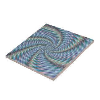 Mind Destroyer - Fractal Art Tile