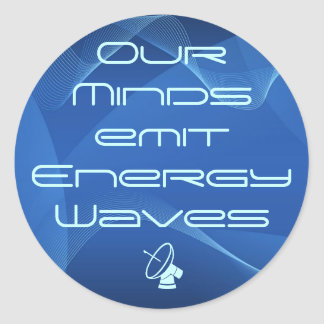 mind energy stickers