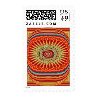 Mind Eraser Postage Stamps