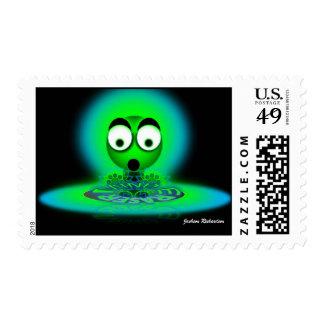 Mind Eraser Stamps