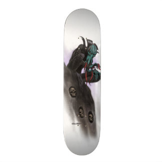 Mind Flayer Skateboard