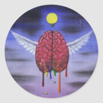 coallus, michael, banks, paint, dripping, brain, wings, imagination, star, elytron, Rock music, wing case, balancer, Butch Vig, fictitious place, DGC Records, glochid, imaginary place, grunge, haltere, Pixies, neural structure, drippage, water-base paint, Billboard magazine, fore wing, Smells Like Teen Spirit, fore-wing, Lithium, forewing, imaginary being, Recording Industry Association of America, pricker, alternative rock, subconscious mind, Sticker with custom graphic design
