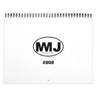 Mind Junket 2008 Calendar