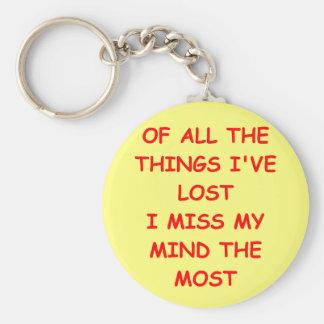 mind keychain