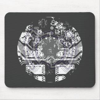 Mind matrix mouse pad