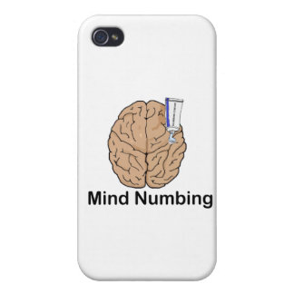 Mind Numbing Case For iPhone 4