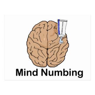 Mind Numbing Postcard