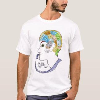 Mind of a Derby Ref by remdesigns/ Elektra Q-Tion T-Shirt