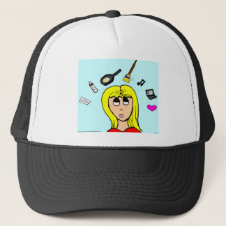 Mind Of A Mommy Blogger Trucker Hat