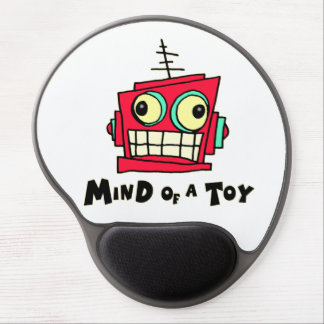 MIND OF A TOY - GEL MOUSE PAD