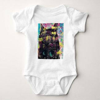 Mind of the Cat Baby Bodysuit