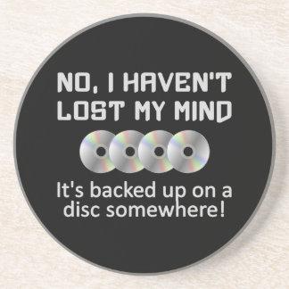 Mind On a Disc coaster