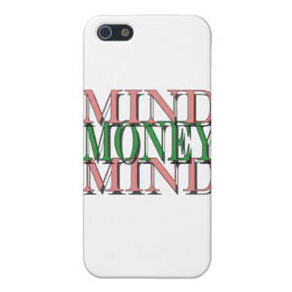 Mind on my money, money on my mind covers for iPhone 5
