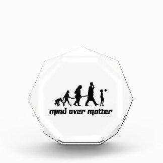 Mind over Matter Acrylic Award