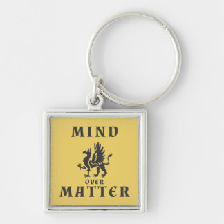 Mind Over Matter Griffin Keychain