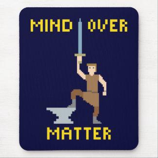 Mind Over Matter - Mousepad