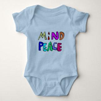 mind peace #2 baby bodysuit